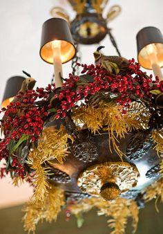 Elegant Christmas Holiday Decor