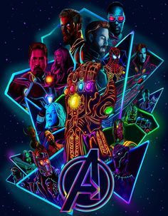25 Best Spoiler-Free Avengers: Endgame Visual Works - Indieground Design Five young mutants, just discovering their abilities while held in a secret facility against their will, fight to escape their past sins and save themselves. Marvel Avengers, Iron Man Avengers, Marvel Art, Marvel Heroes, Marvel Characters, Marvel Movies, Superhero Poster, Marvel Superhero Logos, Marvel Logo