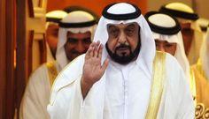 UAE President Sheikh