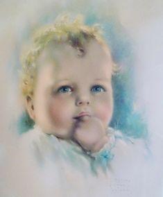 Urocze maluchy artysta-rysownik Bessie Pease Gutmann (Bessie Pease Gutmann). Dyskusja na temat liveinternet - Rosyjski Serwis internetowy pamiętnik