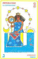 Cartas do Destino: Tarô dos Orixás – Imperatriz / Iemanjá