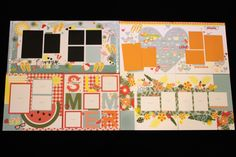 My Summer Vibes 8 Page Workshop is scheduled for Thursday, July 9, 2020 at 6:00pm.               This workshop uses G1207 Summer Vibes Scrapbooking Workshop Kit with a Sandy twist and some added cardstock!  This is a NO STAMPING KIT and can easily be done on your own, if need be!!  I added some Stickles to kick it up a notch, but it looks great without it too!             #ctmhsummervibes #ctmhscrapbooking #ctmh #ctmhjuly2020  #diy #workshopkit Mystery Hostess, August Summer, July 9th, Card Maker, Close To My Heart, Summer Vibes, Thursday, Stamping, Card Stock