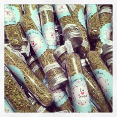 """Bridal Shower - """"Seasoning of Love"""" , unique party favor with lovely tags. Cha…"""