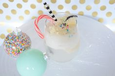 The Pampered Baby: Yummy Mummy Monday: 3 Simple + Pretty Holiday Sips