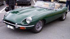 Jaguar E/type