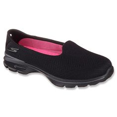 Skechers Gowalk 3 - Insight | Women's - Black