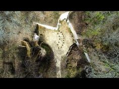 Les carrières de Crazannes vu du ciel – | L'oeil du Drone
