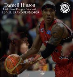 Darnell is Le-Vel. #Thrive #ThriveEurope www.longi.le-vel.com