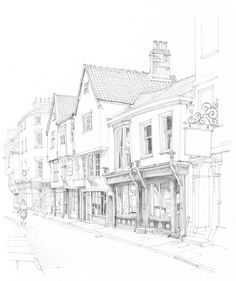 60 Stonegate and 31-35 High Petergate, York