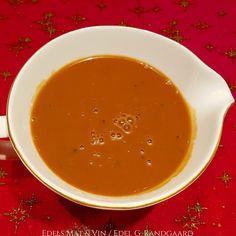 Edels Mat & Vin: Vegansk Grønn Peppersaus ♫♪ Thai Red Curry, Ethnic Recipes, Food, Essen, Meals, Yemek, Eten