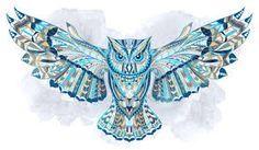 Картинки по запросу owl aztec