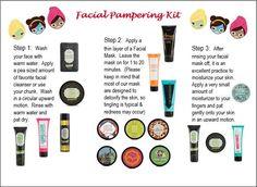 Facial Pampering Kit