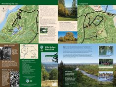Milo McIver State Park recreation guide, by the Oregon Parks and Recreation Department