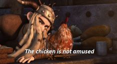 Race to the edge | The chicken that stole my heart