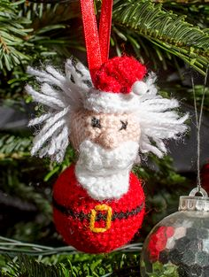 Santa Christmas decoration
