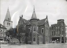 Emmaplein Heerlen (nu Pancratiusplein)