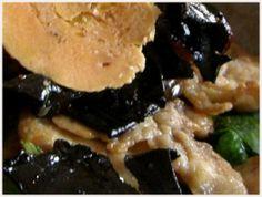 Roti de Veau sauce Foie Gras