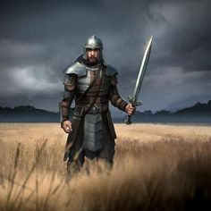 Fantasy Male, Fantasy Armor, High Fantasy, Medieval Fantasy, The Elder Scrolls, Dnd Characters, Fantasy Characters, Fantasy Character Design, Character Art