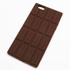 Chocolate Bar iPhone 6 Plus / iPhone 6S Plus Soft Case