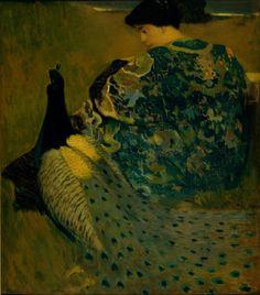 'Mandarin Robe', 1910 - Arthur Mathews (1860–1945)