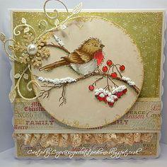 Snowbird Card ! Superbe !