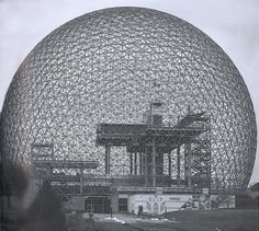 Richard Buckminster Fuller, Cupola Geodetica