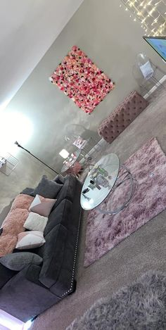 I do not own this picture Cute Living Room, Decor Home Living Room, Living Room Designs, Home Decor, Decor Crafts, Easy Crafts, Art Decor, Room Ideas Bedroom, Bedroom Decor
