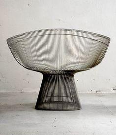 Les chaises de Warren Platner More