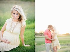 Gorgeous Marternity » Courtney Sargent Photography
