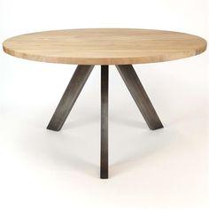 Massief Kersenhouten Sidetable.By Hand Side Table Living Room Table Large Table Metal Side Table