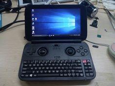 とんちき録: GPD Game console 「GPD WIN」 【開発中情報】 16 : 初期プロトタイプ完成...
