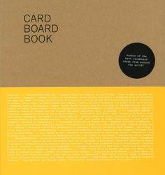 Cardboard Book (The Art of Sam Flores)