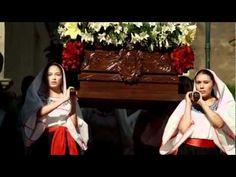 """▶ 05 TRADICIONES TELEVISA """"La Virgen Del Rosario"""" Talpa de Allende Jalisco - YouTube"""