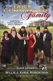 If anyone gets a chance to read The Duck Commander Family, I highly recommend it! This is a truly inspiring story about Faith, Family, Love, and Perseverance. No matter what age bracket you fall into or what type of background you come from, this book is wonderful.