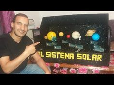 "Maqueta del sistema solar ""FADEL"" - YouTube"