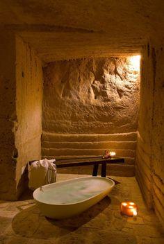 Sextantio Le Grotte Della Civita, italy. 4star Hotel  #GlossyboxPin2Win