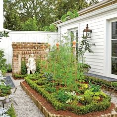 Petite Backyard Retreats: New Orleans Garden