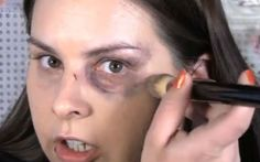 YouTube Beauty Tutorial Is a Powerful Anti-Domestic Violence Campaign
