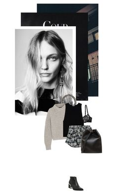 """""""Grunge"""" by no-body ❤ liked on Polyvore featuring FRIDA, L'Agent By Agent Provocateur, Haute Hippie, Isabel Marant, Helmut Lang, Faith Connexion, 3.1 Phillip Lim, Office, grunge and sashapivovarova"""