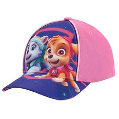 400a01a3dac Girls Toddler Paw Patrol Baseball Cap - Personalized