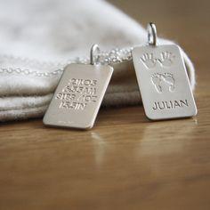 Birth Necklace  JULIAN & co.