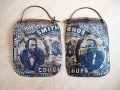 Reasonable Men Rustic Gypsy Recycled Tin by fancifuldevices