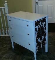 Image result for refinished dresser