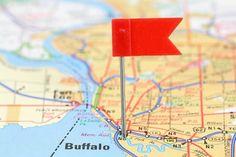Buffalo New York's Start-up Scene, Hotter Than Their Sauce Buffalo New York, Flag Pins, Gili Island, Baptism Party, Red Flag, New York S, Seo Company, Team Building, Scene