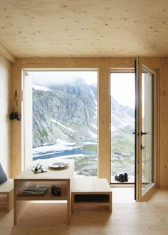 Gallery of On Mountain Hut Cabin / Thilo Alex Brunner - 6