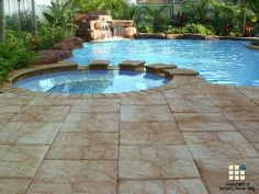 64 Best Artistic Pavers Pools Images In 2013