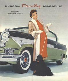 Hudson Family Magazine Vintage Magazines