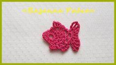 Вязаная Рыбка ✿ Вязание крючком ✿  Knitted Fish ✿ Crochet
