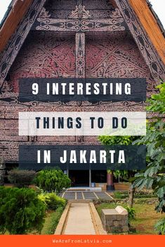 Top things to do in Jakarta   What to do in Jakarta, Indonesia   Jakarta travel guide   #Jakarta #Indonesia #travelguide #SoutheastAsia