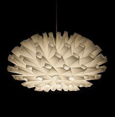 Folded Light Art/ Eurus